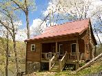Log Cabin on Ashe Lake, Gas Fireplace, Wi-Fi, Ping Pong and More.