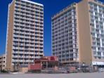 Gorgeous Condo with Stunning Ocean Front View at Sands Ocean Club 1237