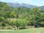 Mountains, forests and rivers....perfect for walking, cycling and other kinds of outdoor activities