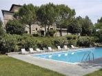 Apartment for 4 persons, with swimming pool , in Lake Trasimeno