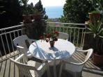 Bellavista - A terrace with seaview