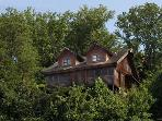 Dolly's Dream,2br log townhouse in Pigeon Forge TN near Dollywood