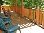 Secluded Cabin Rental Falcon Crest