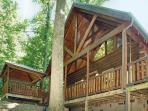Cabin Rental with Internet
