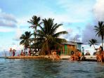 Caye Caulker is a very simple island...