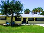 Private, pet-friendly home 2 blocks from beach