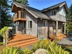 Double Happiness ~Elegant and  Charming!! in quite area in Manzanita, OR