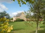 Two gites in a renovated 16th century Manor House in french Brittany