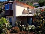 Apartment 'Sea and Tede' Spectacular views over of the sea north of Tenerife and Teide volcano.-