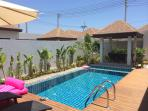 2 bedrooms Pool Villa in Chalong