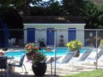 Pet Friendly Rehoboth Condo w/ Pool..Walk 2 Beach