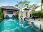 Private 2br Villa - Seminyak with big pool garden
