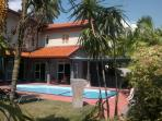 Palms Villa with Private swimming Pool & great food.
