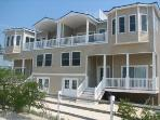 3rd From Ocean Side By Side Duplex North Beach LBI
