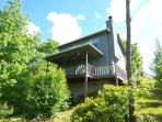 The Azalea Cabin 1 bdrm 2 bath on Laurel Mountain