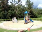 the Playground, fun for the smaller ones!