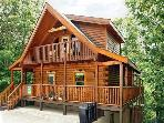 Boulder Bear Lodge #355- Outside View of the cabin