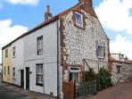 DUCK COTTAGE, traditional, stone cottage, character features, open fire, one mile from beach, in Flamborough, Ref. 12291
