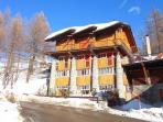 Style and Luxury in the Center of Cervinia