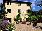Luxury Villa Cortona Sleeps 18 Great for Weddings, families, & groups