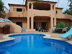 Large country home, 5 beds, 4 baths, private pool