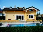 Villa with Private Pool n' Garden in Kemer Antalya