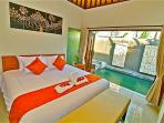 Romantic One Bedroom Villa with Private Pool & jac