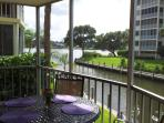 Siesta Harbour 55+ Condo with a View of Intracoast