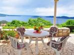Two bedroom apartment  (4+1) with beautiful view to the Elaphite Islands