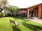 a beautiful farmhouse in the heart of Umbria