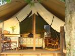 Glamping at Campbell Farm -Private -Mountain Views