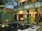 LEGIAN - 3 Bedroom Villa-Great Location - KUBU
