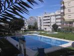 Nice apartment, 200m from beach, 3 swimming pools!