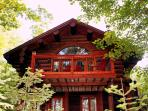 Villa Mercier - Log Home in the heart of Tremblant