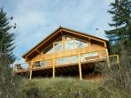 Elk Ridge Cabin HotTub.Wifi.Satellite.3Bdrm.2Bath
