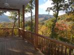 Spectacular Smoky Mountain Views!