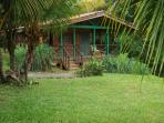 Cabina Lagunas in the jungle 10 min from Dominical
