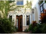 150 year old spanish colonial house, beautifully r