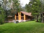 WITSEND CABIN FOR PRIVACY AND SECLUSION