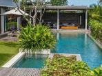 Elegant haven Soori Villa 504 with private shoreline & secluded infinity pool