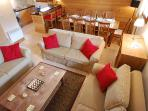 Spacious Duplex 4 Bedroom Apartment in French Alps with Magnificent  Views