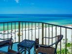 BEACH FRONT FOR 4! 9TH FLOOR WITH GREAT VIEWS! OPEN 8/2-9! TAKE 5% OFF
