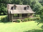 Come home to Rooster Creek Cabin in the Smokies!