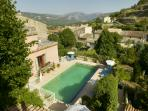 Maison Rose Apartment 2 (1 Bed) with Pool & WiFi
