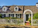 EDGARTOWN VILLAGE COMPOUND WITH GUEST HOUSE AND POOL - EDG SRYA-15