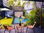 Amazing 2 Bed & 3 Bath Bali Dream Villa