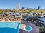 BOOK ONLINE! Nashville's Best Vacation Spot, Gorgeous Pool, Close To Downtown, STAY ALFRED 1N2