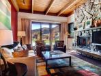 Ridge #7 - A luxurious Snowmass vacation condo and a premier Snowmass Village location.