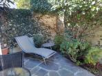 Chill on a chaise in your patio