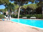 POOL BBQ APARTMENT in CASTELLDEFELS